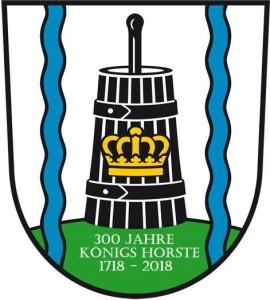 300Jahre Wappen_Koenigshorst